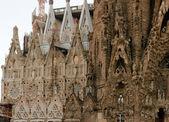 Sagrada Familia part 2 — Stock Photo
