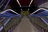 階段と eksalator — ストック写真