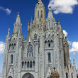 Stock Photo: Basilica Temple of the Sacred Heart