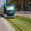 Royalty-Free Stock Photo: Tram in Barcelona