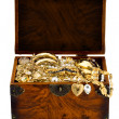 Royalty-Free Stock Photo: Vintage treasure chest