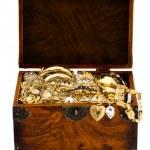 Vintage treasure chest — Stock Photo #22291759