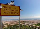 Tibidabo Museum of Automatons — Stock Photo