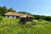 Wooden old house — Stock Photo