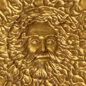 God sun — Stock Photo