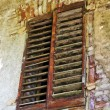 Old window — Stock Photo #26934047