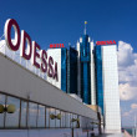 Hotel Odessa — Stock Photo
