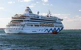Cruise ship Aida Aura — Stock Photo
