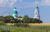 Orthodox male monastery — Stock Photo