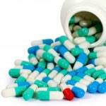 Pills antibiotic — Stock Photo #29597007