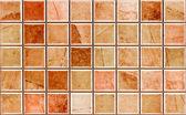 Kare mozaik döşeme arka planı — Stok fotoğraf
