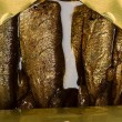 Stock Photo: Gold sprats