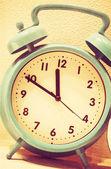 Vintage alarm clock — Stockfoto