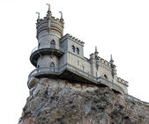 Castle Swallow's Nest near Yalta — Stock Photo