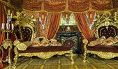 Luxury interior Living Room — Stock Photo