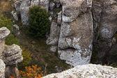 Ravine mountain — Stock Photo