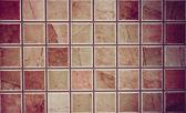 Tiled floor background — Stock Photo