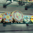 Souvenirs of the Barcelona mosaic — Stock Photo #36052461