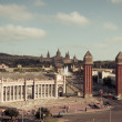 Barcelona. Catalonia, Spain - travel background — Stock Photo #36052781