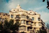 Barcelona. katalánsko, španělsko. — Stock fotografie
