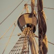 Old sailship — Stock Photo #36205807