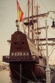 Eski sailship — Stok fotoğraf