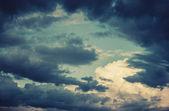 Cloud — Stock Photo