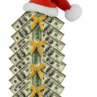 Stock Photo: Santa Claus Hat