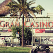 Stock Photo: Casino in Barcelona, Spain.