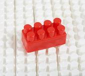 Constructor plastic — Stock Photo