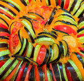 Ratatouille vegetarian — Stock Photo