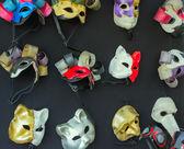Barva masky — Stock fotografie