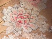 Kimono floral — Photo