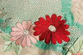 Decorative kimono floral — Zdjęcie stockowe