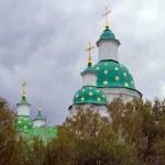 Orthodox Christian monastery — Stock Photo #40105101