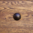 Stock Photo: Rivet wood