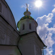 Church Orthodox Christian monastery — Stock Photo