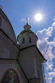 Church Orthodox Christian monastery — Stock Photo