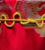 Japanese silk style background — Stock Photo