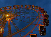 Ferris whiil — Stock Photo