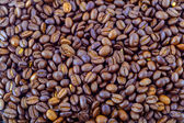 Coffee beans background. — Stockfoto