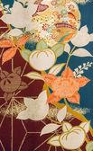 装飾的な花 — ストック写真