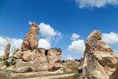 Mountain Cappadocia — Stock Photo