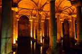The Basilica Cistern — Stock Photo