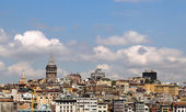 Galata Bridge and Tower — Stock Photo