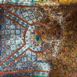 Hagia Sophia Interior in Istanbul, Turkey — Stock Photo