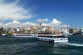 Bosporus, Turkey. Galata Tower — Stock Photo