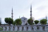 Sultanahmet, stambuł, turcja — Zdjęcie stockowe