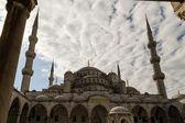Blue Mosque, Istanbul, Turkey — Stockfoto