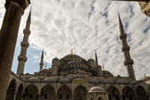 Blue Mosque, Istanbul, Turkey — Stock Photo